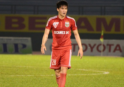 Cong Vinh ghi ban cho Binh Duong, Hai Phong thua Da Nang 0-2 hinh anh