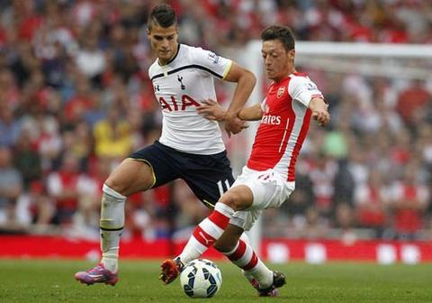 Tottenham - Arsenal: Cuoc chien vi Champions League hinh anh