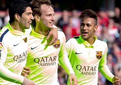 Villarreal - Barcelona: Tien vao chung ket hinh anh