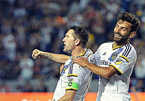 Highlights: LA Galaxy 2-0 Chicago Fire hinh anh
