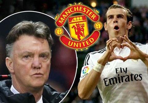 Chan ghet Real, Gareth Bale tim duong sang M.U hinh anh