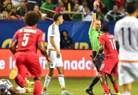 DT Mexico vao chung ket Gold Cup 2015 nho 2 qua penalty hinh anh
