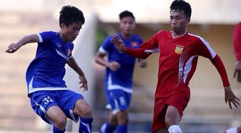 U19 Viet Nam 3-1 U19 Lao: Chien thang thuyet phuc hinh anh