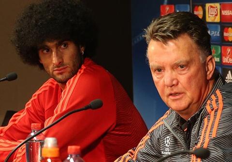 Van Gaal: 'M.U co the vo dich Champions League' hinh anh