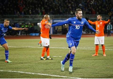 Tong hop tran dau: DT Ha Lan 0-1 Iceland hinh anh