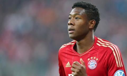 Alaba ghi ban thang da phat cho Bayern Munich hinh anh
