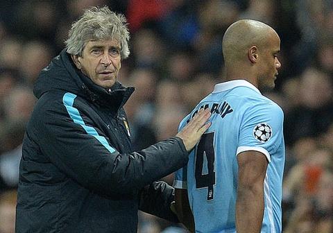 Man City tra gia dat vi ve vao tu ket Champions League hinh anh