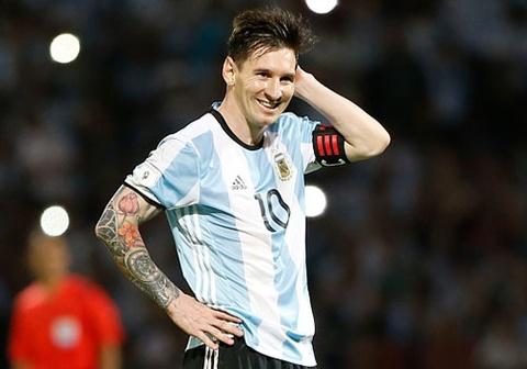 Highlights Argentina 2-0 Bolivia hinh anh