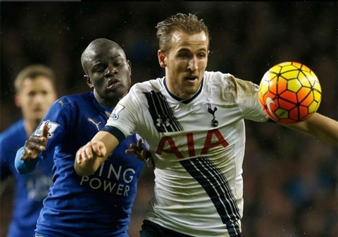 leicester vs tottenham hinh anh
