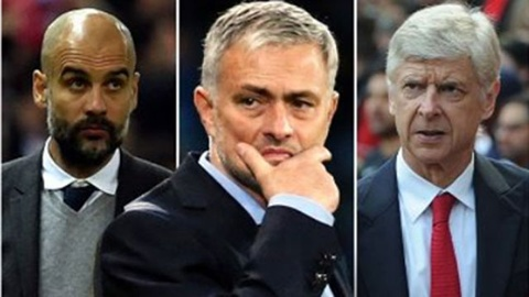 Mourinho doi dau Guardiola o vong 4 Premier League hinh anh