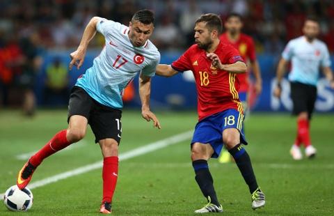 Cham diem Tay Ban Nha: Morata mang hinh bong Torres hinh anh 6