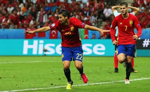 Doi hinh hay nhat luot thu hai vong bang Euro 2016 hinh anh 9