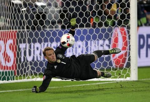 Doi hinh trong mo o tu ket Euro 2016 hinh anh 2