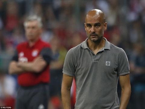 Guardiola thua khi tro lai Bayern hinh anh 11