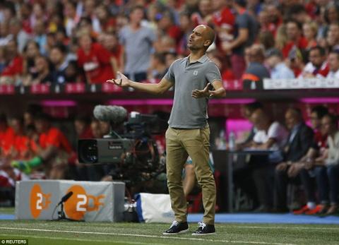 Guardiola thua khi tro lai Bayern hinh anh 6