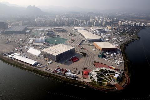 Olympics 2016 hoanh trang nhat lich su hinh anh 3