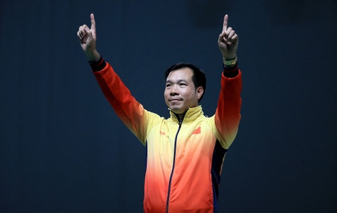 Hoang Xuan Vinh gay an tuong manh voi tam HCB Olympic hinh anh 6