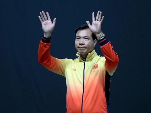 Hoang Xuan Vinh gay an tuong manh voi tam HCB Olympic hinh anh 5