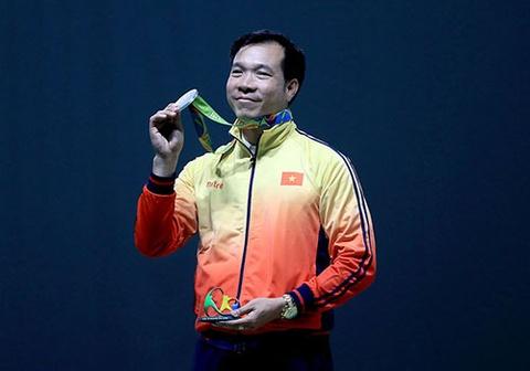 Hoang Xuan Vinh gay an tuong manh voi tam HCB Olympic hinh anh 2