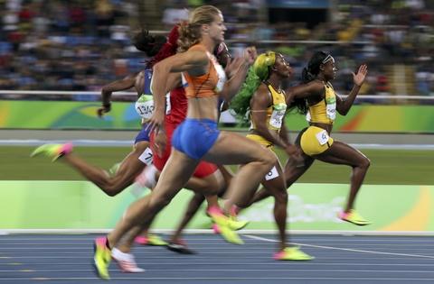 Elaine Thompson - nu hoang dien kinh moi tai Olympic hinh anh 1