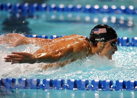 Nhung khoanh khac xuc dong cua Michael Phelps o Olympic 2016 hinh anh 9