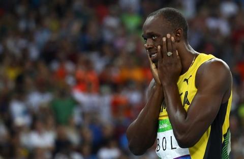 'Tia chop' Bolt tiep tuc cuoi doi thu khi ve nhat o Olympic hinh anh 7
