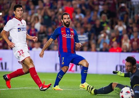 Thang chung cuoc 5-0, Barca doat sieu cup Tay Ban Nha 2016 hinh anh 4