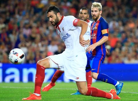 Thang chung cuoc 5-0, Barca doat sieu cup Tay Ban Nha 2016 hinh anh 5