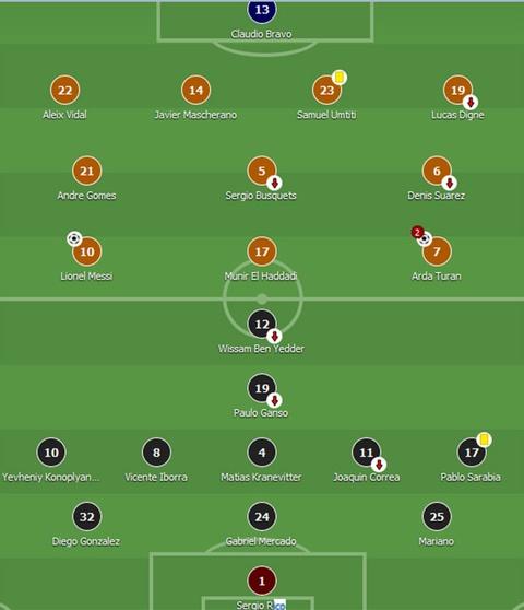 Thang chung cuoc 5-0, Barca doat sieu cup Tay Ban Nha 2016 hinh anh 2