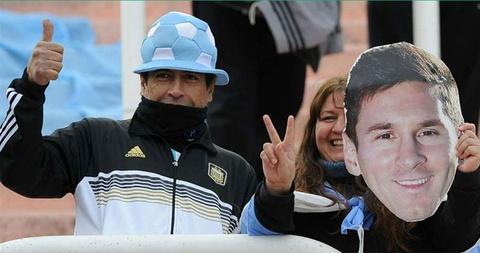 CDV Argentina cam on Messi khong bo doi tuyen hinh anh 4