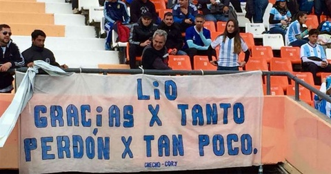 CDV Argentina cam on Messi khong bo doi tuyen hinh anh 5