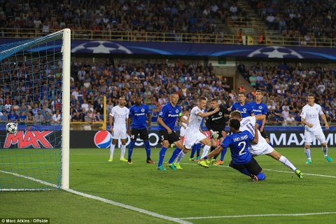 Leicester thang 3-0, dan dau bang o Champions League hinh anh 3