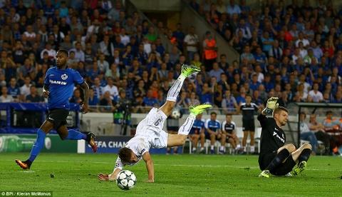 Leicester thang 3-0, dan dau bang o Champions League hinh anh 9