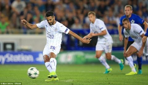 Leicester thang 3-0, dan dau bang o Champions League hinh anh 10