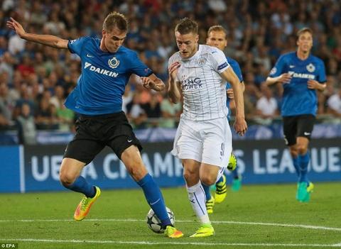 Leicester thang 3-0, dan dau bang o Champions League hinh anh 8