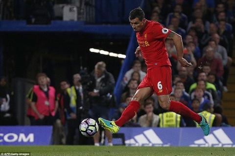 Liverpool khien Chelsea thua tran dau tien mua nay hinh anh 6