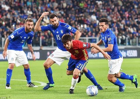 Buffon mac sai lam, Italy may man khong thua Tay Ban Nha hinh anh 5