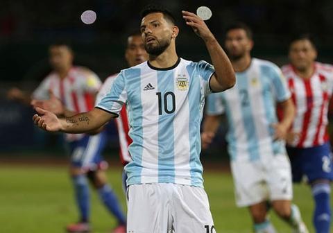 tuong thuat tran argentina vs paraguay hinh anh