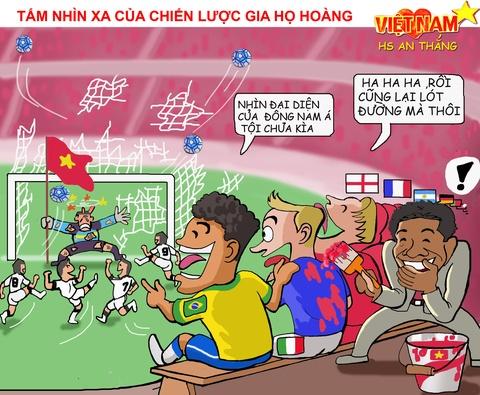 Biem hoa Thai Lan vung vay ao lang, VN vay chao di World Cup hinh anh 7