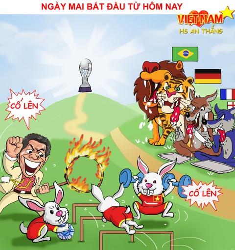 Biem hoa Thai Lan vung vay ao lang, VN vay chao di World Cup hinh anh 8