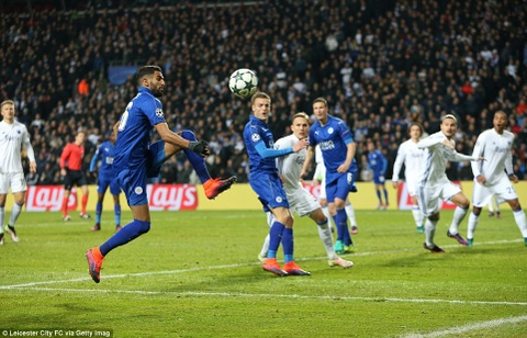 Leicester tiep tuc bat bai o Champions League hinh anh 12