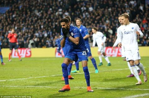 Leicester tiep tuc bat bai o Champions League hinh anh 13