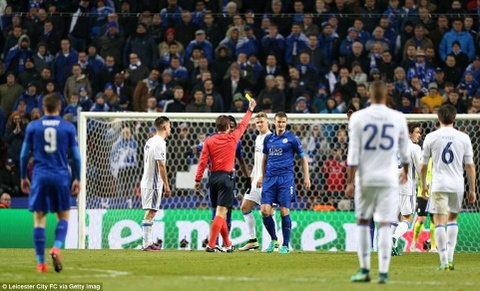 Leicester tiep tuc bat bai o Champions League hinh anh 10