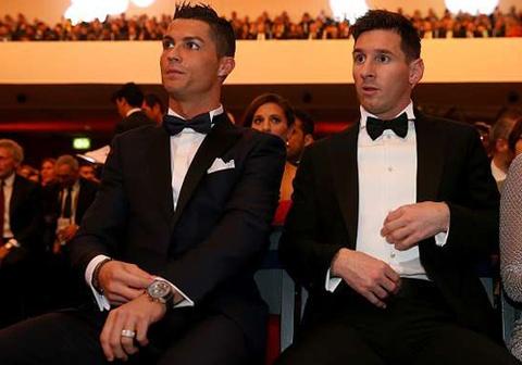 Bao Tay Ban Nha: 'Ronaldo gianh Qua bong vang 2016' hinh anh