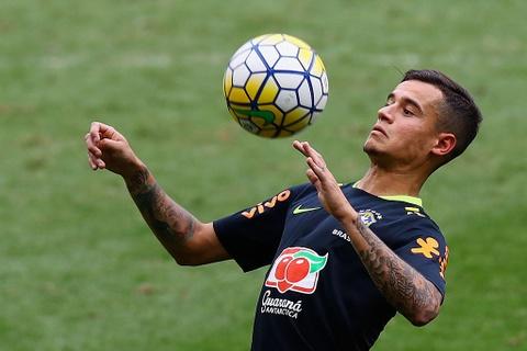 Neymar tro lai tap luyen sau khi sut tung luoi Argentina hinh anh 5