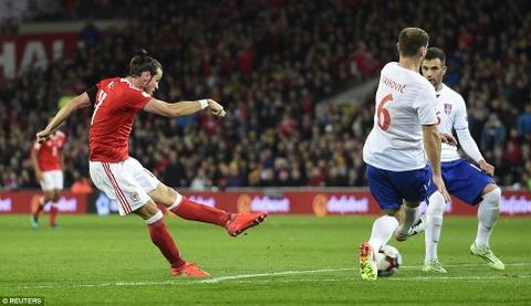 Bale ghi ban, DT xu Wales khien doi thu do mau hinh anh 3