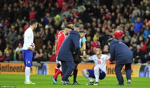Bale ghi ban, DT xu Wales khien doi thu do mau hinh anh 6