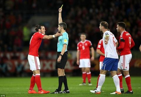 Bale ghi ban, DT xu Wales khien doi thu do mau hinh anh 8