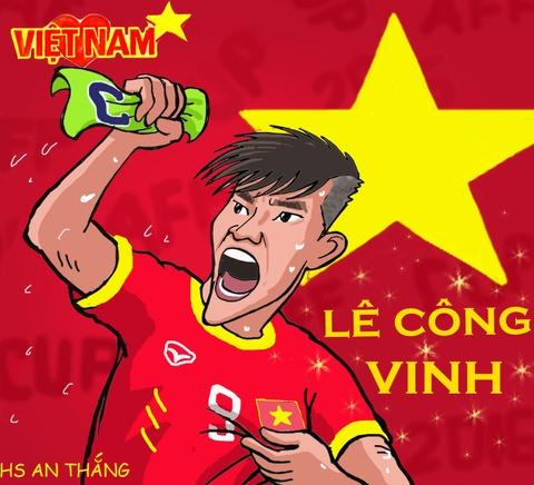 Hi hoa Viet Nam vao ban ket AFF Cup voi thanh tich lich su hinh anh 11