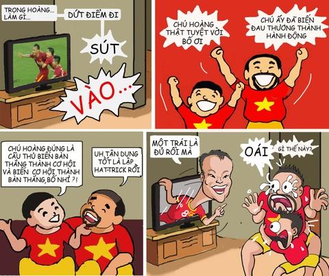 Hi hoa Viet Nam vao ban ket AFF Cup voi thanh tich lich su hinh anh 13